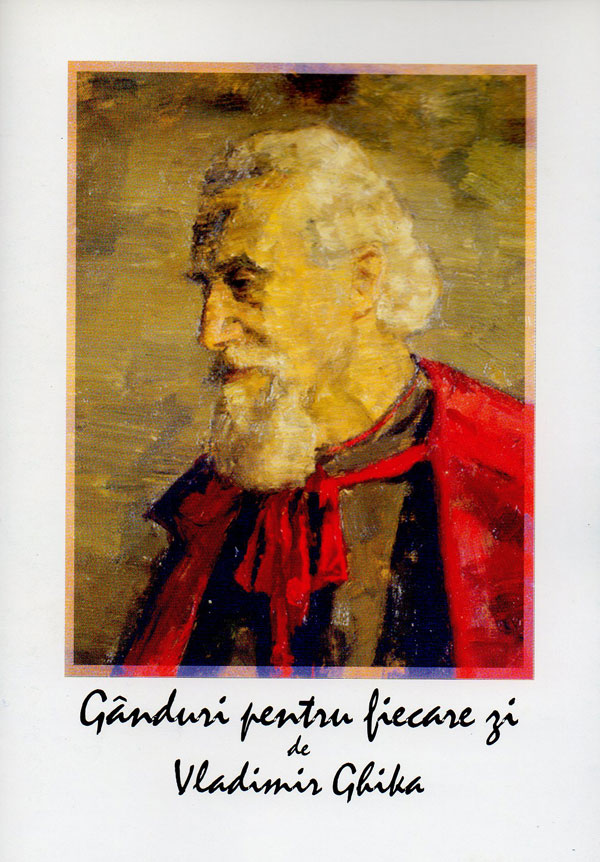 Gânduri pentru fiecare zi de Vladimir Ghika