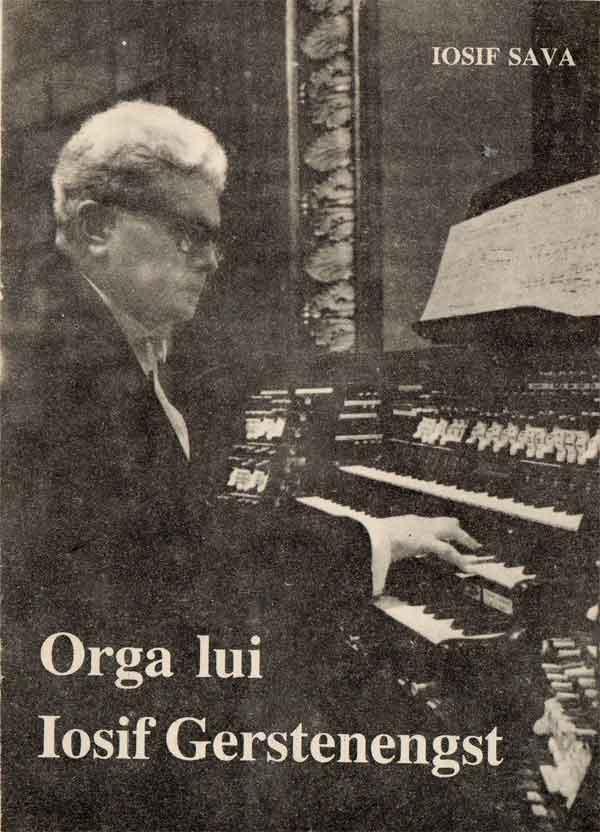 Orga lui Iosif Gerstenengst