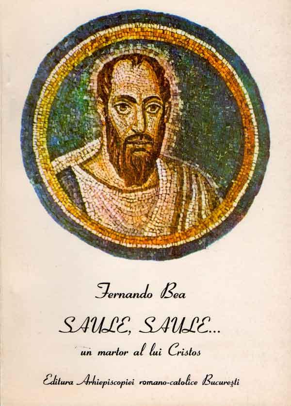 SAULE, SAULE... Un martor al lui Cristos