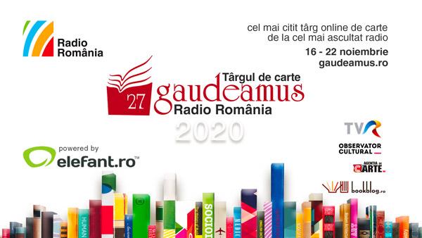 Târgul de carte Gaudeamus, 2020