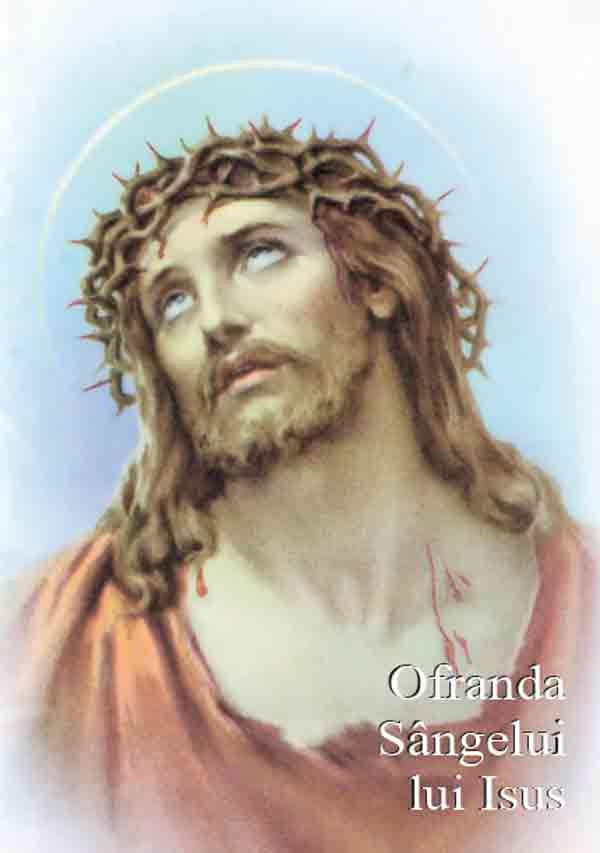 Ofranda Sângelui lui Isus